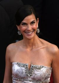 Teri Hatcher at the red carpet for the 14th Screen Actors Guild Awards.