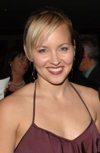 Amy Hathaway at the Writers Guild of America Awards, West Awards.