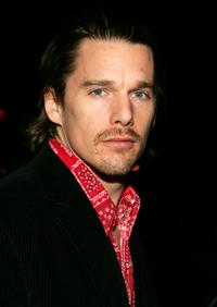 Ethan Hawke at the 2005 New York Film Critics Circle's 71st Annual Awards Dinner.