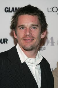 Ethan Hawke at the 15th Annual Glamour