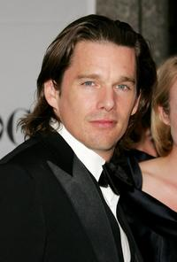Ethan Hawke at the 61st Annual Tony Awards.