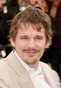 Ethan Hawke at a photocall