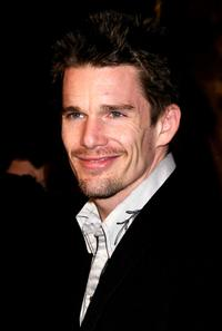 Ethan Hawke at the world premiere of