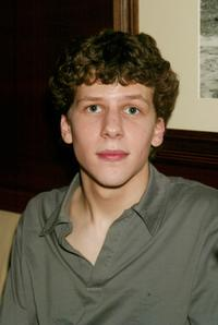 Jesse Eisenberg at the after party of