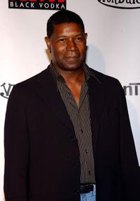 Dennis Haysbert at the Von Dutch Originals head designer Christian Audigier's birthday celebration.