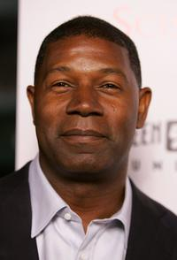 Dennis Haysbert at the world premiere of