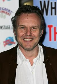 Anthony Head at the press launch of Theatergoers Choice Awards.