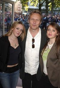Emily Head, Anthony Head and Daisy Head at the UK premiere of