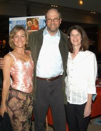 Lisa Chess, Stephen Tobolowsky and Ann Hearn at the premiere of
