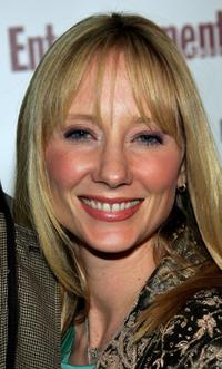 Anne Heche at the Entertainment Weekly Party at the Sundance Film Festival.