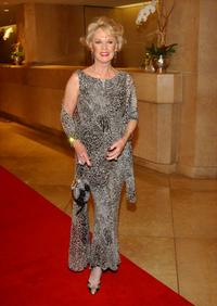 Tippi Hedren at the 17th Annual Genesis Awards.