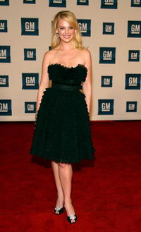 Katherine Heigl at the 6th annual General Motors TEN event in L.A.