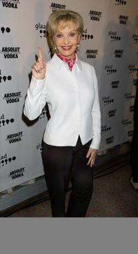 Florence Henderson at the 12th Annual GLAAD (Gay & Lesbian Alliance Against Defamation) Media Awards.