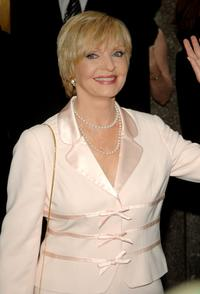 Florence Henderson at the 61st Annual Tony Awards.