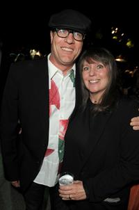 Gregg Henry and Guest at the after party of the premiere of