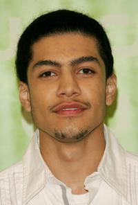 Rick Gonzalez at the CW Network Upfront.