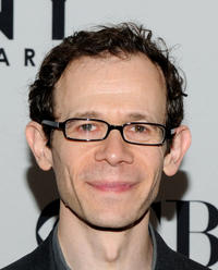 Adam Godley at the 65th Annual Tony Awards in New York.
