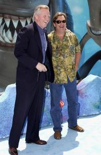 Beau Bridges and Jon Voight at the premiere of
