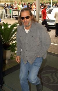 Jeff Bridges at the 52nd San Sebastian International Film Festival.