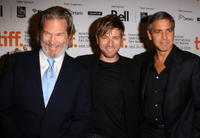 Jeff Bridges, Ewan McGregor and George Clooney at the Canada premiere of