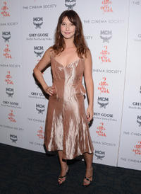 Alexia Landeau at the New York premiere of