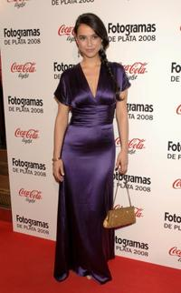Cristina Brondo at the Fotogramas Magazine Cinema Awards.