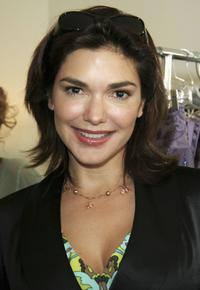 Laura Harring at the Style 2005: Escape Pre Emmy Retreat.