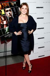 Isla Fisher at the screening of