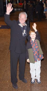 Bernard Hill at the UK premiere of