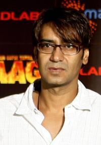 Ajay Devgan at the promotional event of
