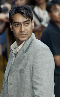 Ajay Devgan at the 5th International Indian Film Academy (IIFA) premiere.