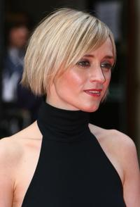 Anne-Marie Duff at the British Academy Television Awards.