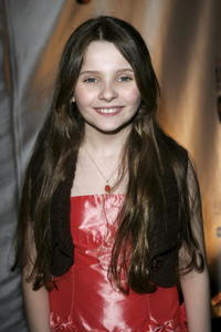Abigail Breslin at the Inaugural British Academy Film and Television Arts Nominees Reception.