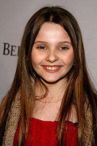 Abigail Breslin at the Fox Searchlight Official Oscar/Spirit Awards Party in Beverly Hills.