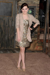 Abigail Breslin at the California premiere of
