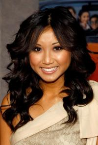 Brenda Song at the premiere of