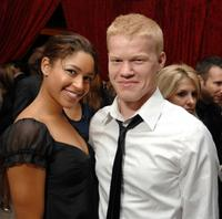 Courtney Peterson and Jesse Plemons at the launch of Twenty8Twelve.
