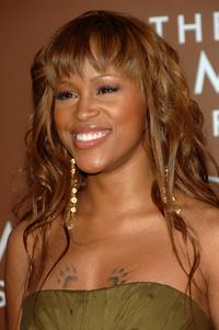 Eve at the 48th Annual Grammy Awards.