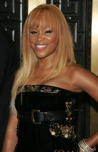 Eve at the Conde Nast Media Group's Third Annual Fashion Rocks concert.