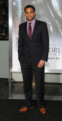 Michael Ealy at the California premiere of
