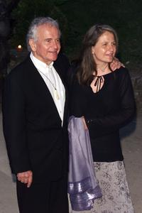 Ian Holm and his daughter Melissa at the