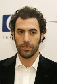 Sacha Baron Cohen at the Seventh Annual AFI Awards.