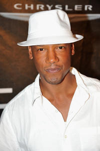 Tory Kittles at the 2nd Annual Amaury Nolasco & Friends Golf Classic in Fajardo.