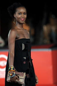 Fatou N'Diaye at the event
