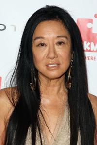 Vera Wang at the DKMS' 3rd Annual Star-Studded Gala.
