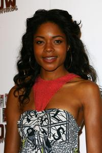 Naomie Harris at the South Bank Show Awards 2008.