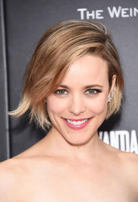 Rachel McAdams at the New York premiere of