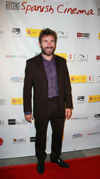 Antonio de la Torre at the opening night gala of Recent Spanish Cinema Series 2010 in California.