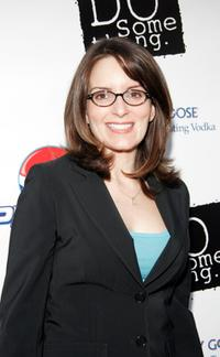 Tina Fey at the 2005 Do Something BRICK Awards.