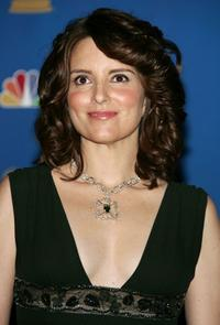 Tina Fey at the 58th Annual Primetime Emmy Awards.
